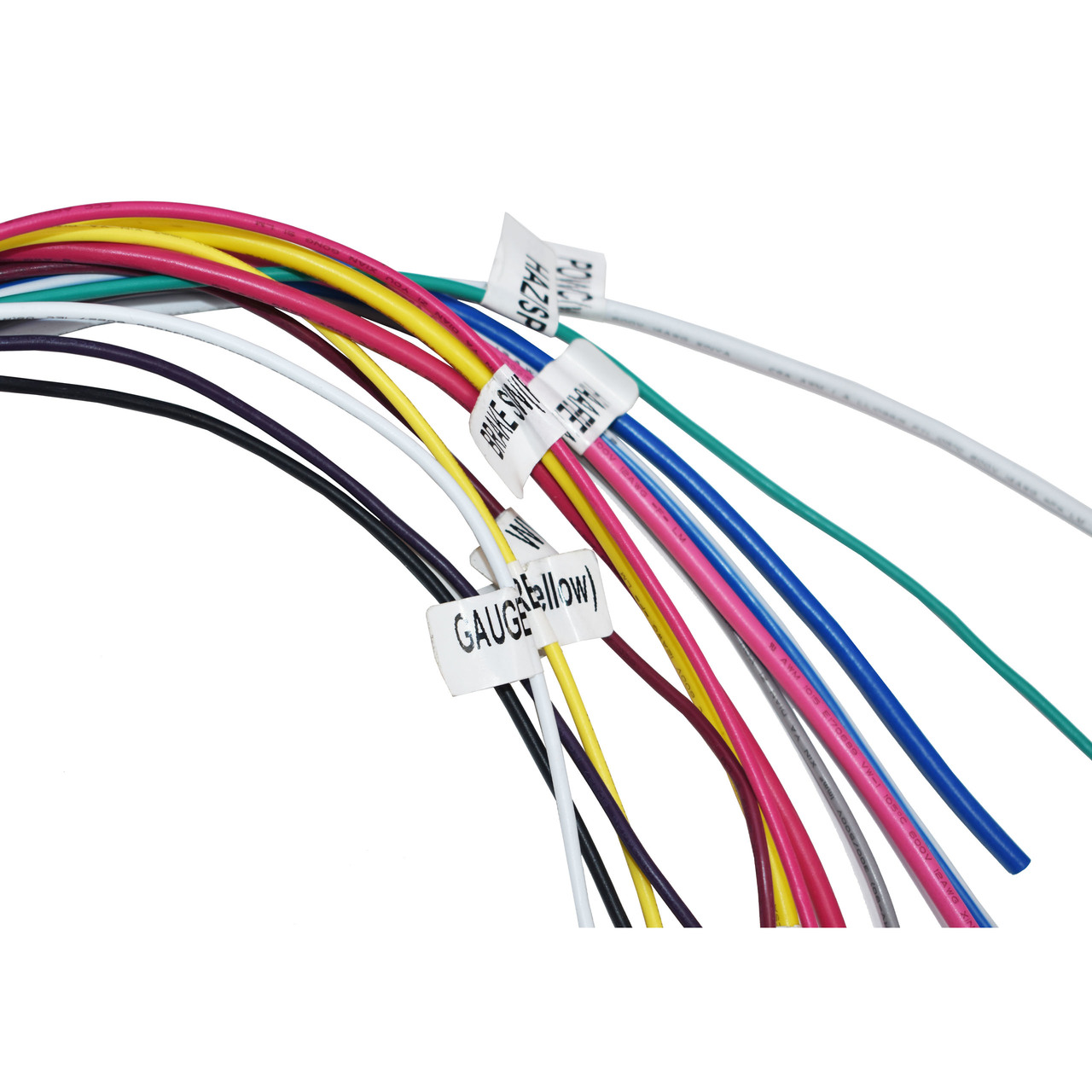 A-Team Performance 12 Circuit Universal Wire Harness Muscle Car Hot Rod Street Rod XL Wires