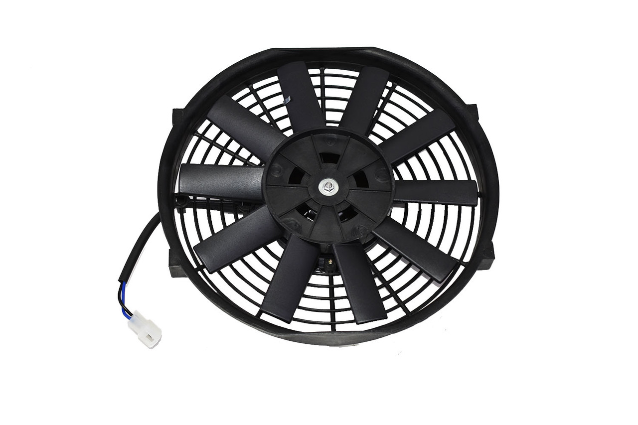 "A-Team Performance 150051 10"" Electric Reversible Radiator Cooling Fan 12V 850CFM"