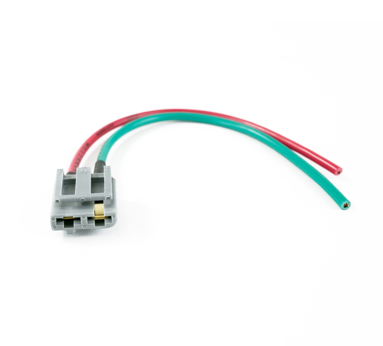 A-Team Performance HEI Distributor Wire Harness Pigtail Dual 12v Power & Tach Connectors 170072