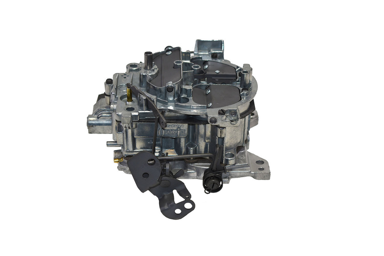 A-Team Performance 1901R Remanufactured Rochester Quadrajet Carburetor 750 CFM 4MV Compatible with 1966-1973 GM Chevy Chevrolet