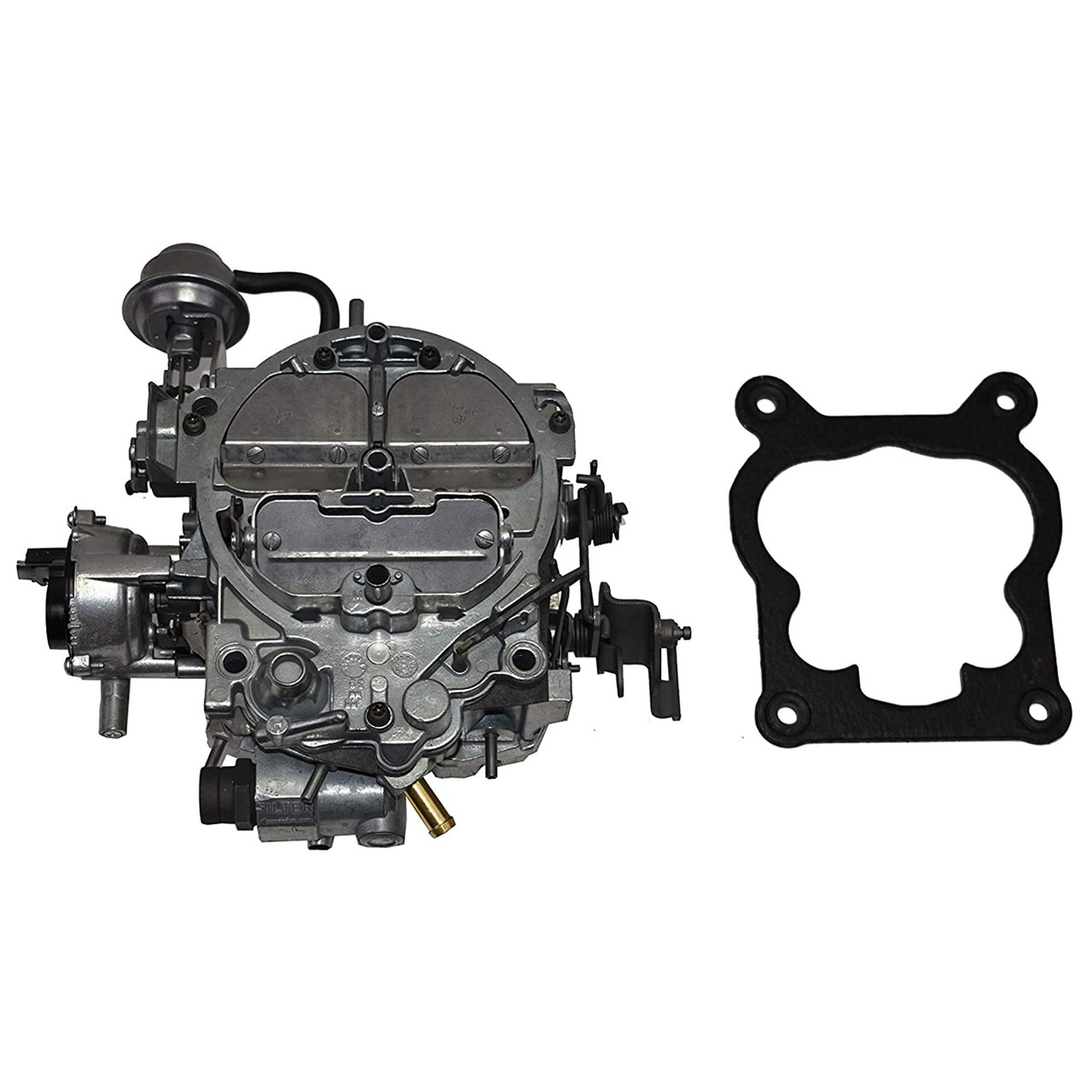 A-Team Performance Rochester Quadrajet Carburetor 4MV 80-89 Electric Choke