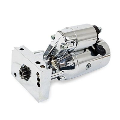 A-Team Performance CHEVROLET BIG/SMALL BLOCK CHROME FINISH STARTER