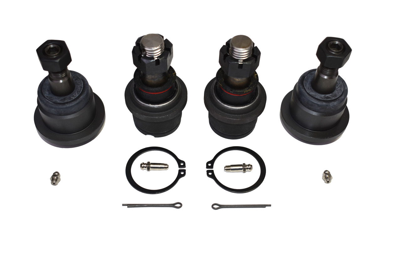 A-Team Performance Ball Joint Kit Set 2003-2013 Ram Dodge 2500 3500 4X4 Improved Design