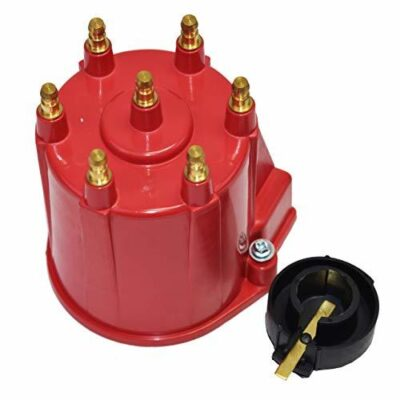 A-Team Performance GM V6 EFI/TBI DISTRIBUTOR 85-96 RED CAP
