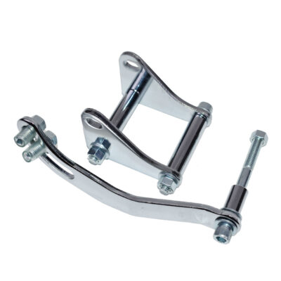 A-Team Performance Saginaw Power Steering Pump Mounting Bracket LWP SWP For SB SBC Chevy 262 327 350 400