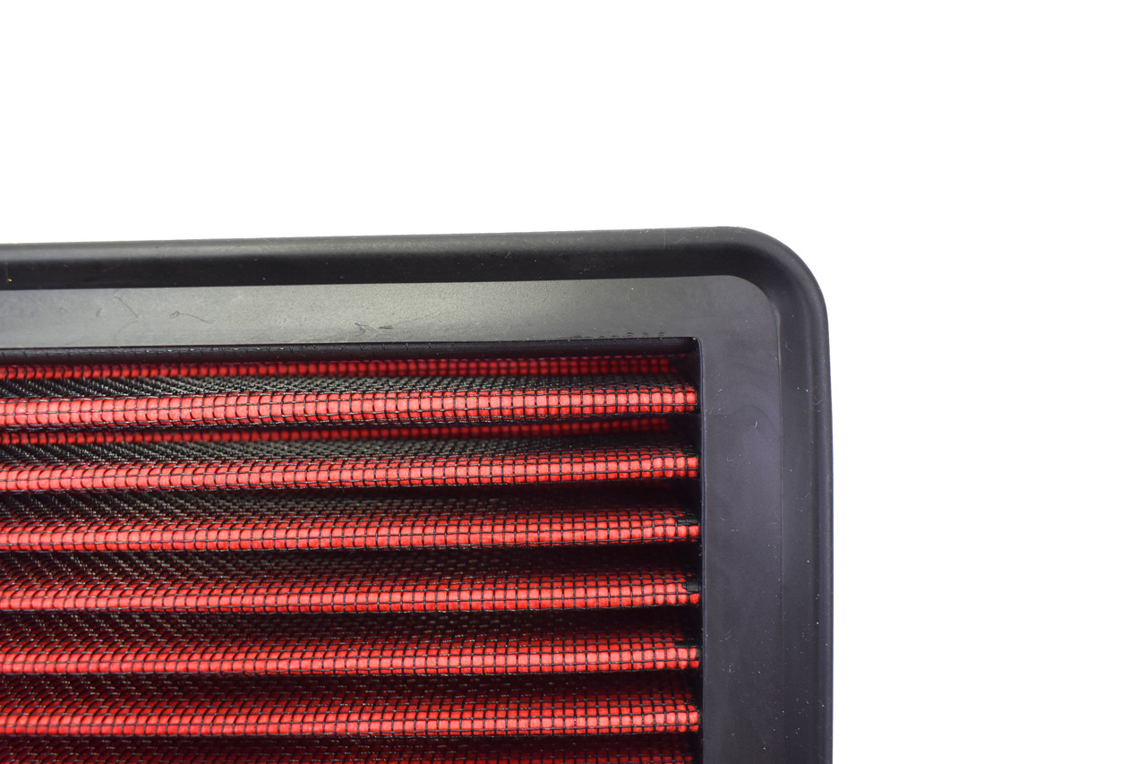 A-Team Performance Engine Air Filter, Washable and Reusable. Compatible with 1999-2019 Chevy/GMC Truck and SUV V6/V8 (Silverado, Suburban, Tahoe, Sierra, Yukon, Avalanche)