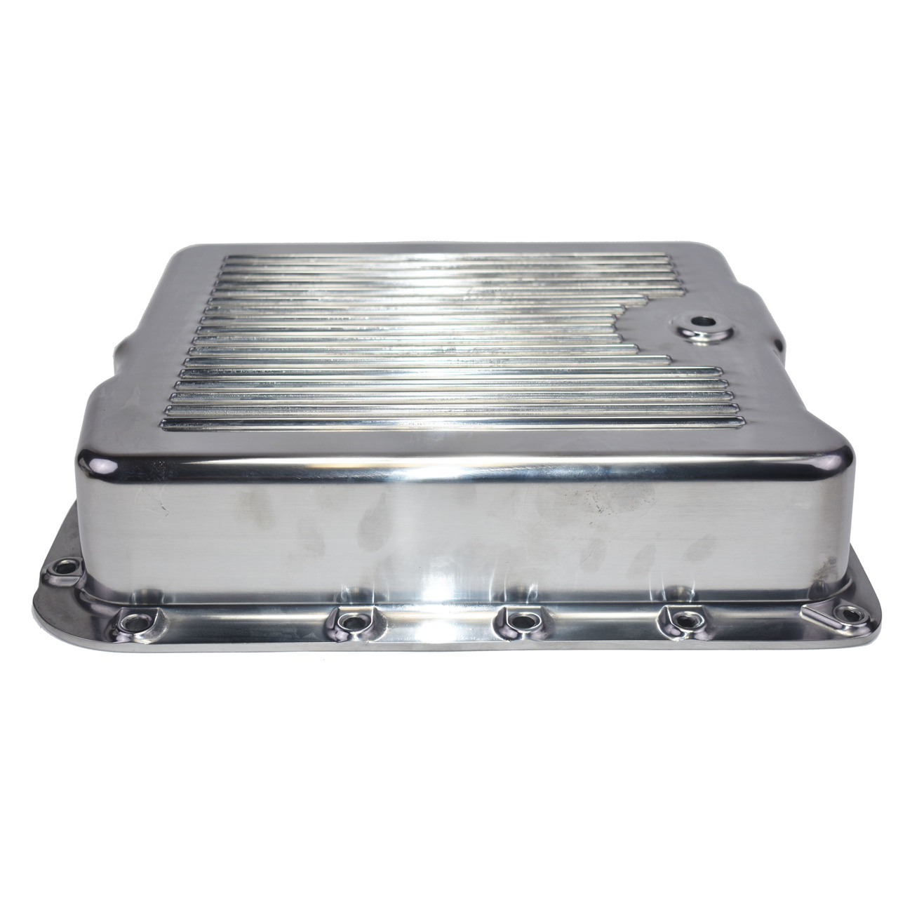 A-Team Performance GM 700R4/4L60/4L65E/4L70E TRANSMISSION PAN WITH GASKET & BOLTS