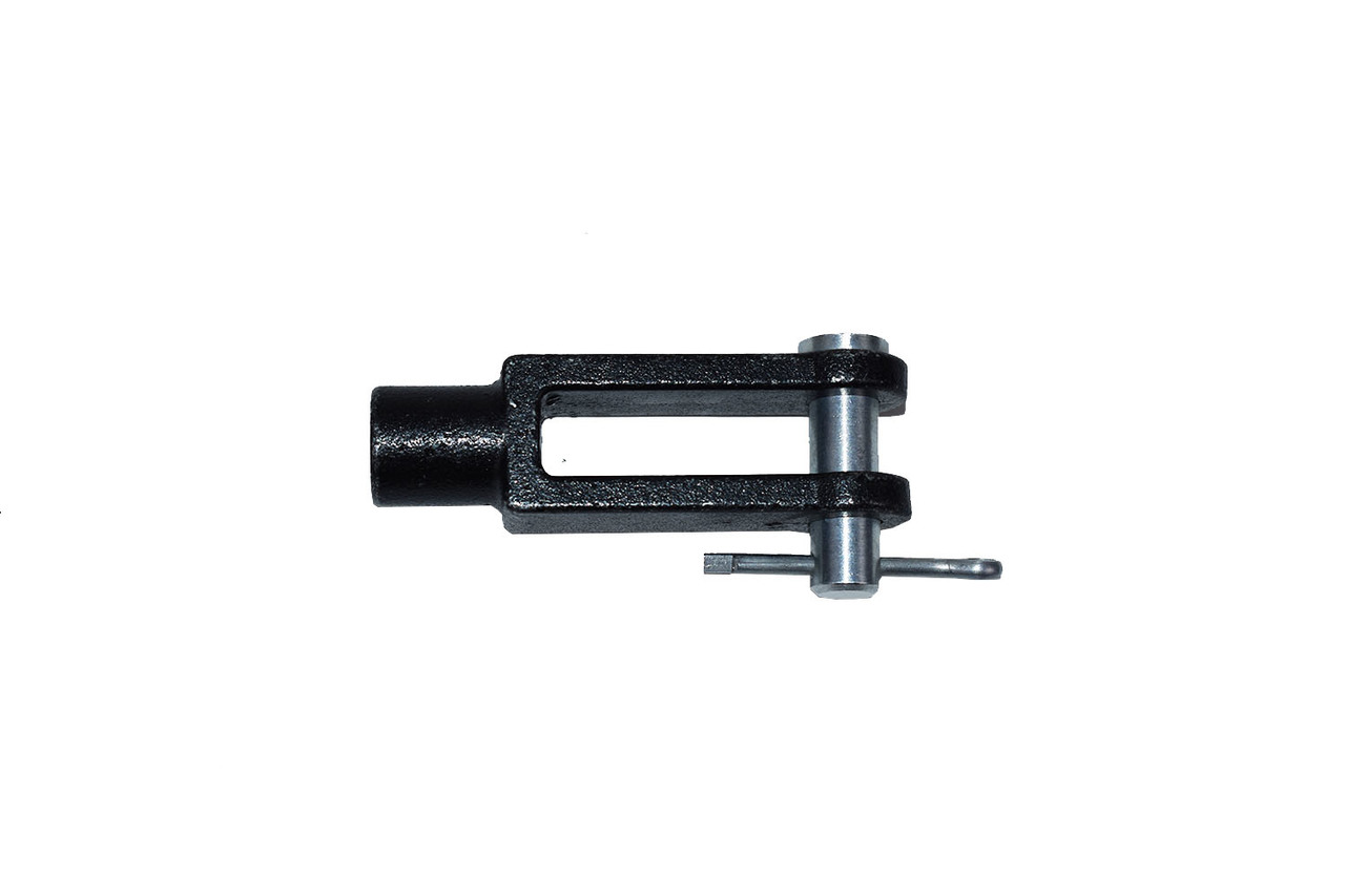 "A-Team Performance Brake Booster Extension Rod & Clevis 4 3/4"" Rod Ext 2-1/4"" Clevis 3/8"" Diameter"