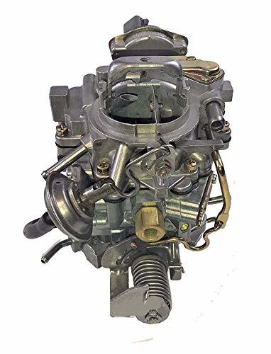 A-Team Performance 496 Carburetor Type Holley 1946 One-Barrel Rebuilt For Ford Mercury 200 250