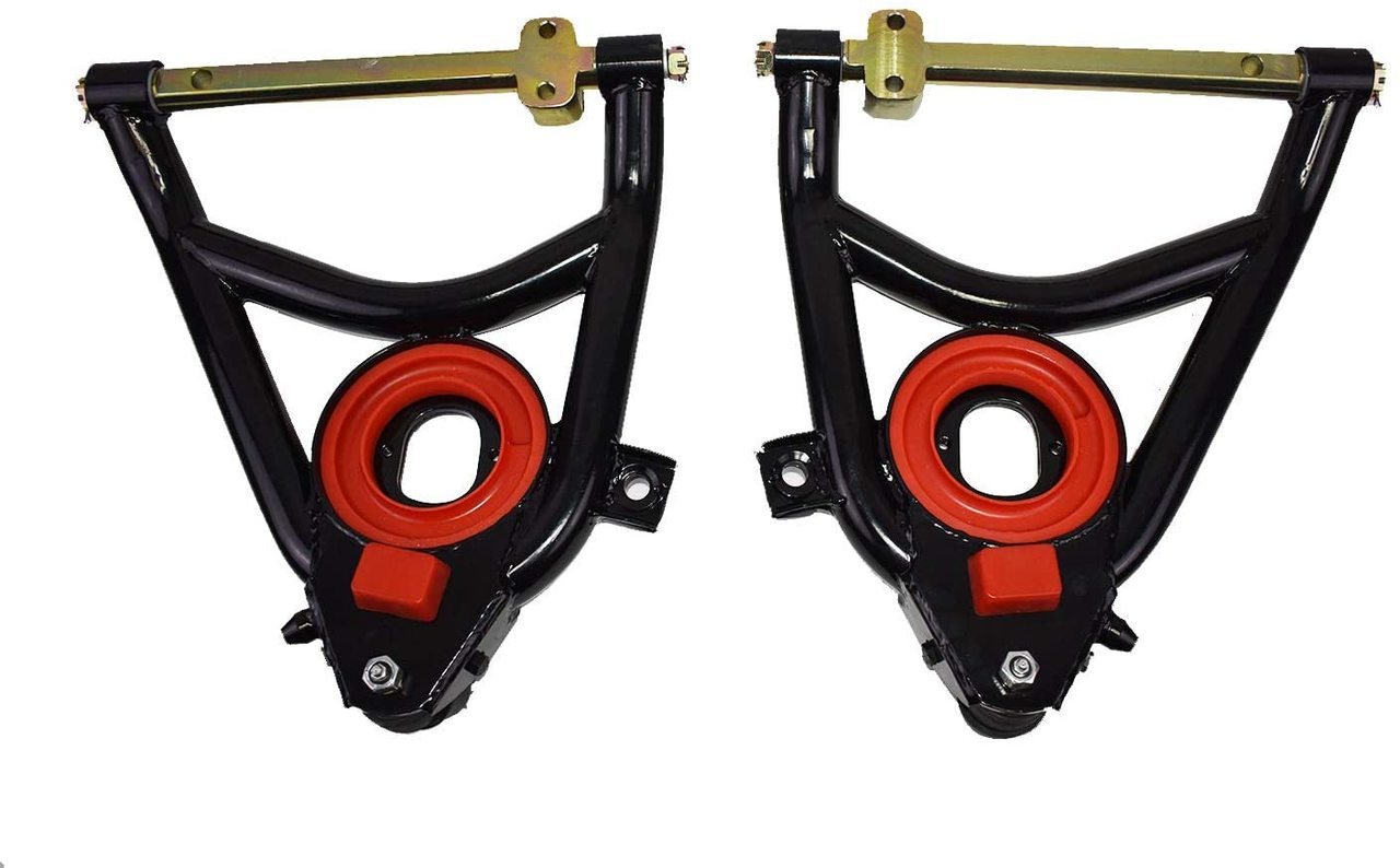A-Team Performance 58-64 Chevrolet Full Size Impala Tubular Control Arms Upper and Lower