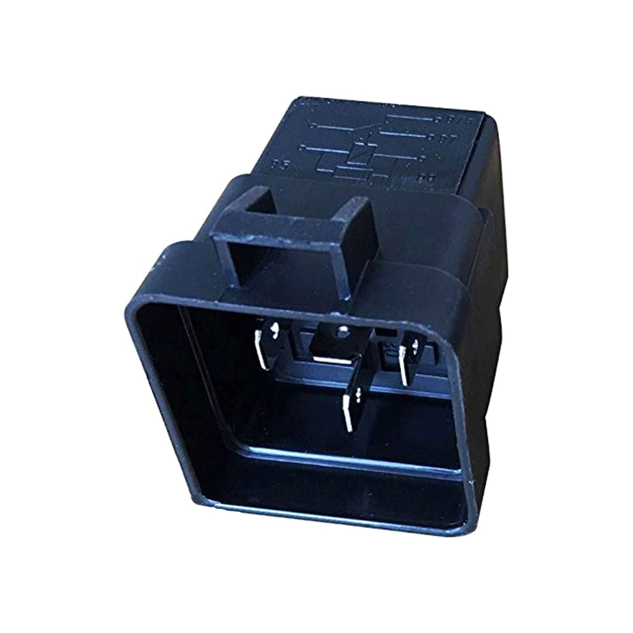 "A-Team Performance Automotive Change-Over Relay 5-Pin Terminal Waterproof General Purpose 12 Volt 40 Amp and 12"" Connector Pigtail Set Sealed Unit"