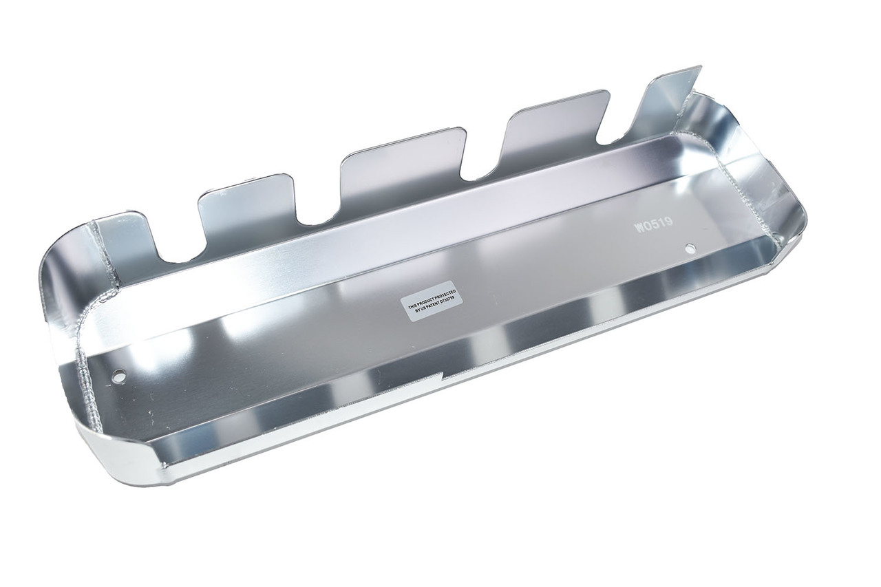 A-Team Performance LSX LS LS1 LS6 Valve Cover Coil Covers GM Chevy Chevrolet Fabricated