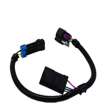 A-Team Performance Throttle Body Harness Adapter Compatible with GM LS1 to LS2