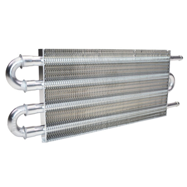 """A-Team Performance UNIVERSAL TRANSMISSION OIL COOLER 12-3/4"""" X 5"""" X 3/4"""""""