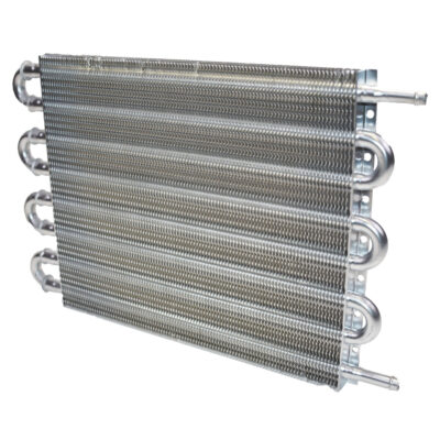 "A-Team Performance UNIVERSAL TRANSMISSION OIL COOLER 15-1/2"" x 10"" x 3/4"""