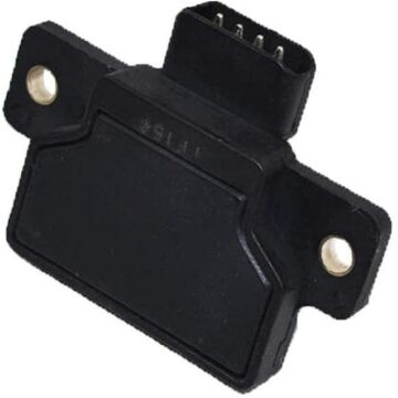 A-Team Performance Opti-Spark II Distributor Replacement Ignition Module For Chevrolet Small Block SBC V8 350 LT1 LT4 Fits OEM & Distributor HEI507BK