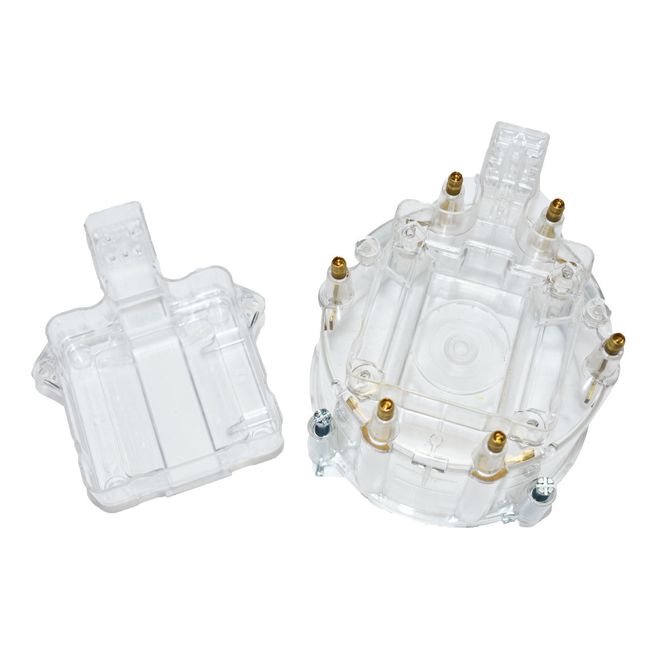 A-Team Performance 6-CYLINDER CLEAR CAP & ROTOR KIT
