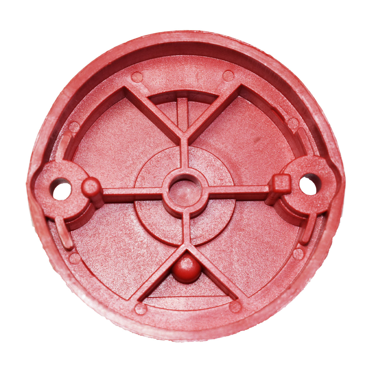 A-Team Performance 8-Cylinder Female Pro Series Distributor Cap & Rotor Kit (Red)