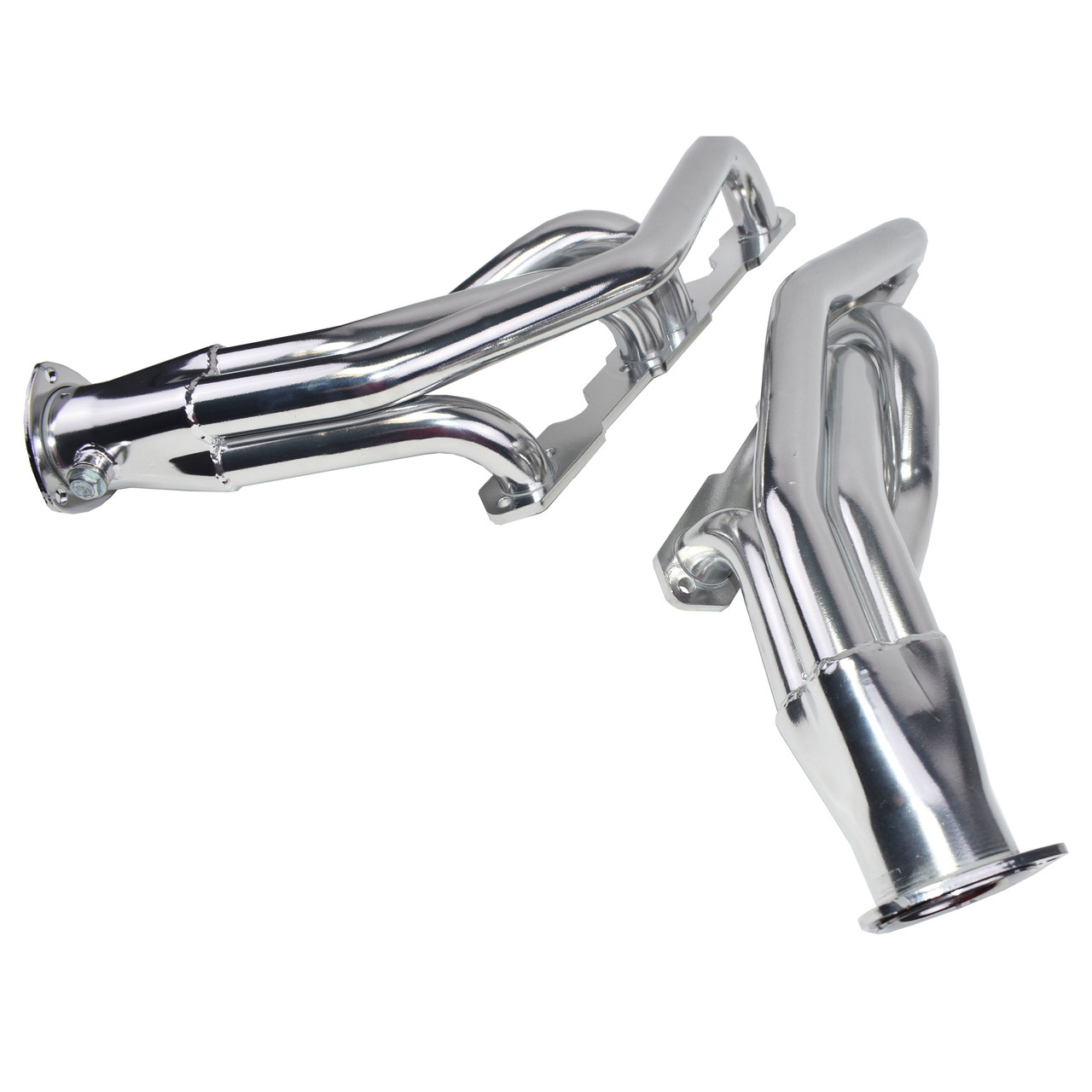 A-Team Performance SBC CHEVY/GMC TRUCK 1500, 2500, 3500 88-95 5.0L 5.7L 2WD & 4WD  CERAMIC COATED HEADERS