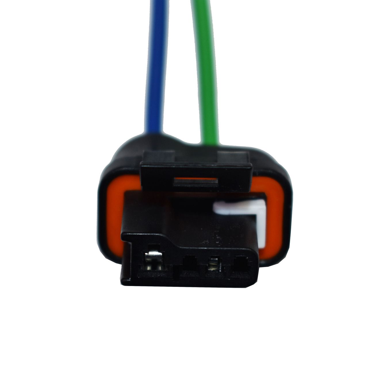 A-Team Performance Alternator Wiring Harness Adapter Compatible with GM 10SI 12SI Case to CS130