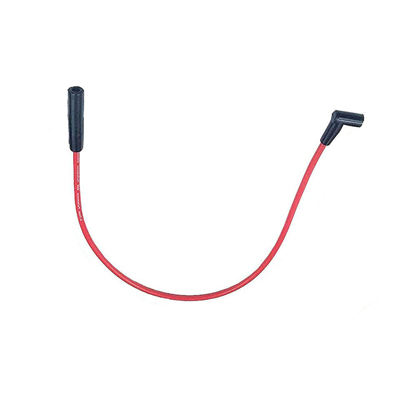 A-Team Performance 8.0mm Red Silicone Spark Plug Wires AMC/JEEP V8 290 304 343 360 390 401 Wires
