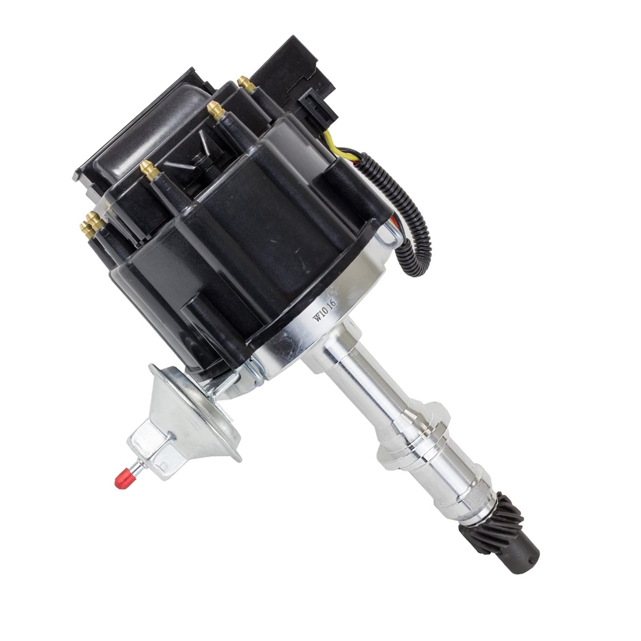 A-Team Performance Pontiac Small Block Big Block HEI DISTRIBUTOR 350 389 400 455 Black