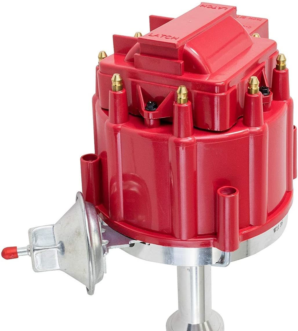 A-Team Performance Big Block Ford 65K COIL HEI 351C 351M 400M 429 460 1 WIRE Red
