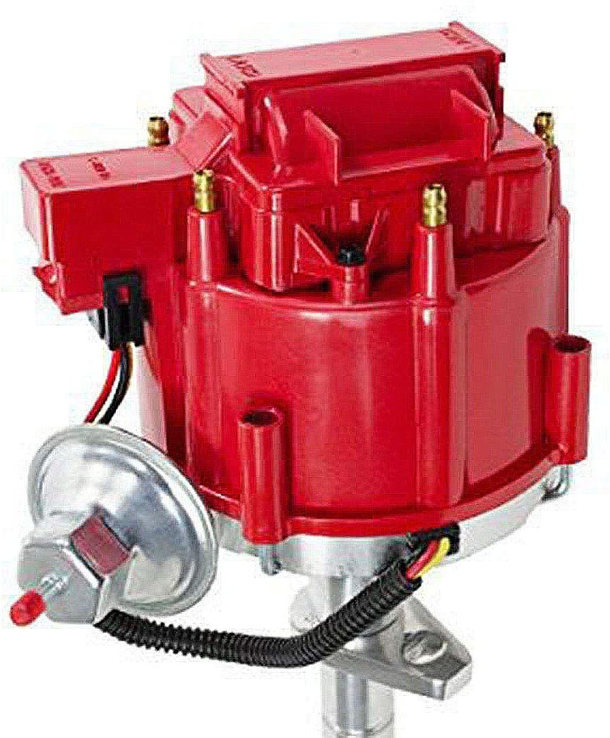 A-Team Performance 65K Coil Hei Distributor Early Chevrolet Straight 6 41-62 194 216 235