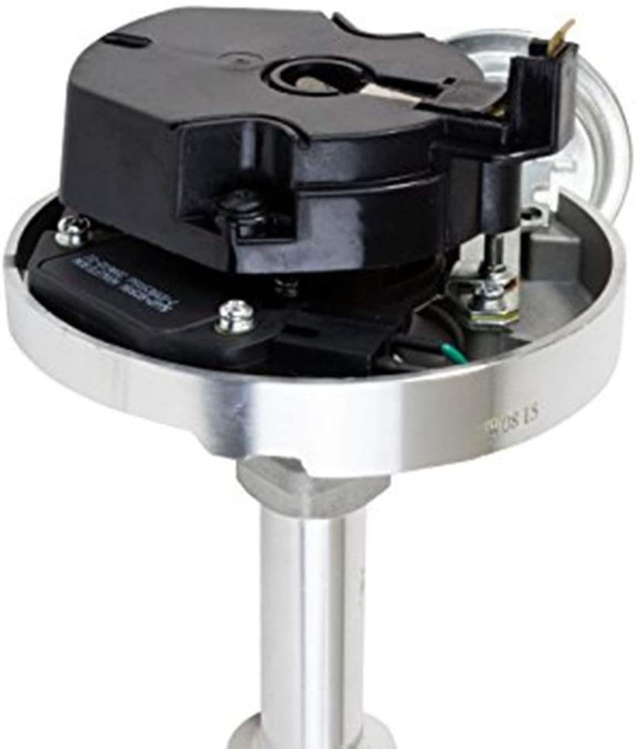 A-Team Performance New Chevy Late Inline SIX 6 Cylinder HEI Distributor 230 250 292 65K Coil