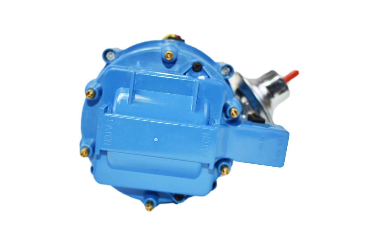 A-Team Performance  HEI Distributor Ford 240 and 300 Engines, Blue Cap F100 F150 F250 E150