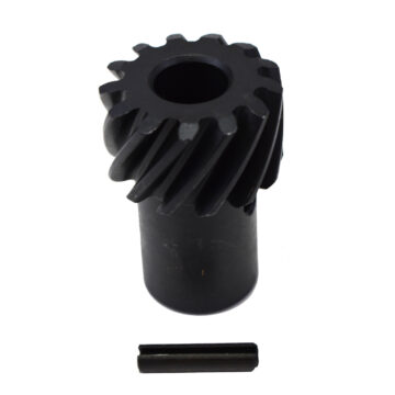A-Team Performance D671002 Gear Steel Chevrolet Reverse Cut for 0.500 Inch Distributor Shaft