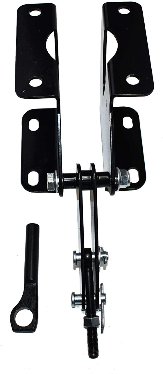 A-Team Performance Firewall Mount Bracket Compatible with Jeep CJ Brake Booster Bracket for CJ5 & CJ7 1974-1986