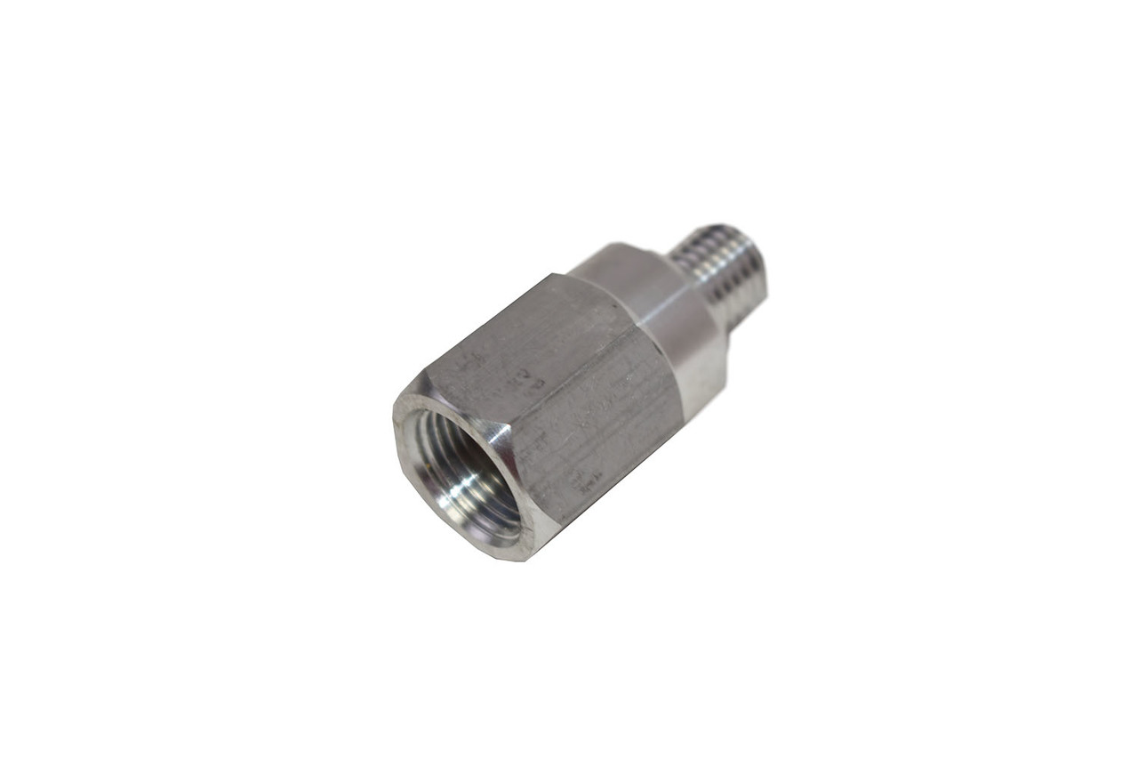 A-Team Performance LS Engine Swap M12 1.5 Adapter to 3/8 NPT Coolant Temperature Sensor Water For LS1 LSX LS3, 179