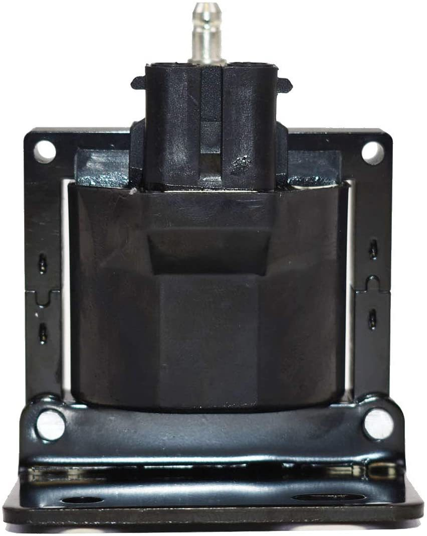A-Team Performance Marine Ignition Coil Compatible with GM MerCruiser, Volvo Penta, OMC, Indmar, PCM, Marine Power 3.0L 4 Cyl, 4.3L V-6, 5.3L 5.7L V-8 Engines with Delco EST Ignitions 18-5443