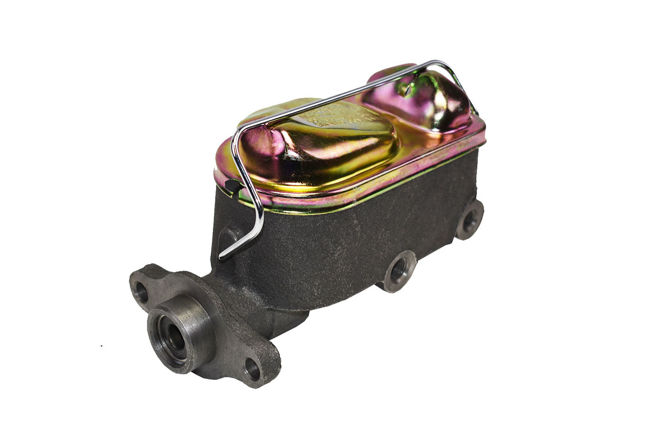 A-Team Performance 1964 65 66 Mustang Power Brake Booster Master Cylinder for Automatic Trans