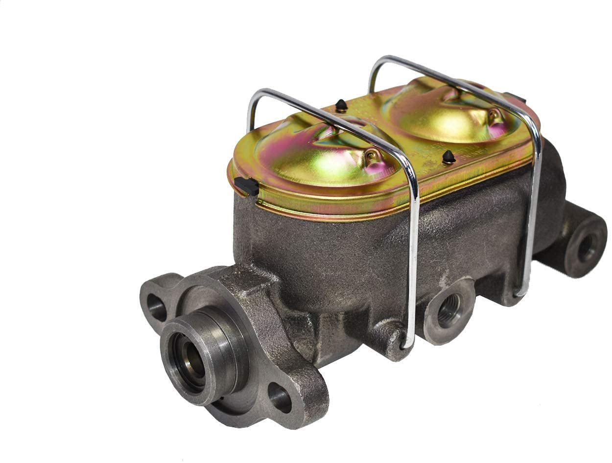"""A-Team Performance Master Cylinder Dual Power Brake Booster 8""""Proportioning Valve Disc/Disc Application PValve Compatible With 1974-1986 Jeep CJ"""