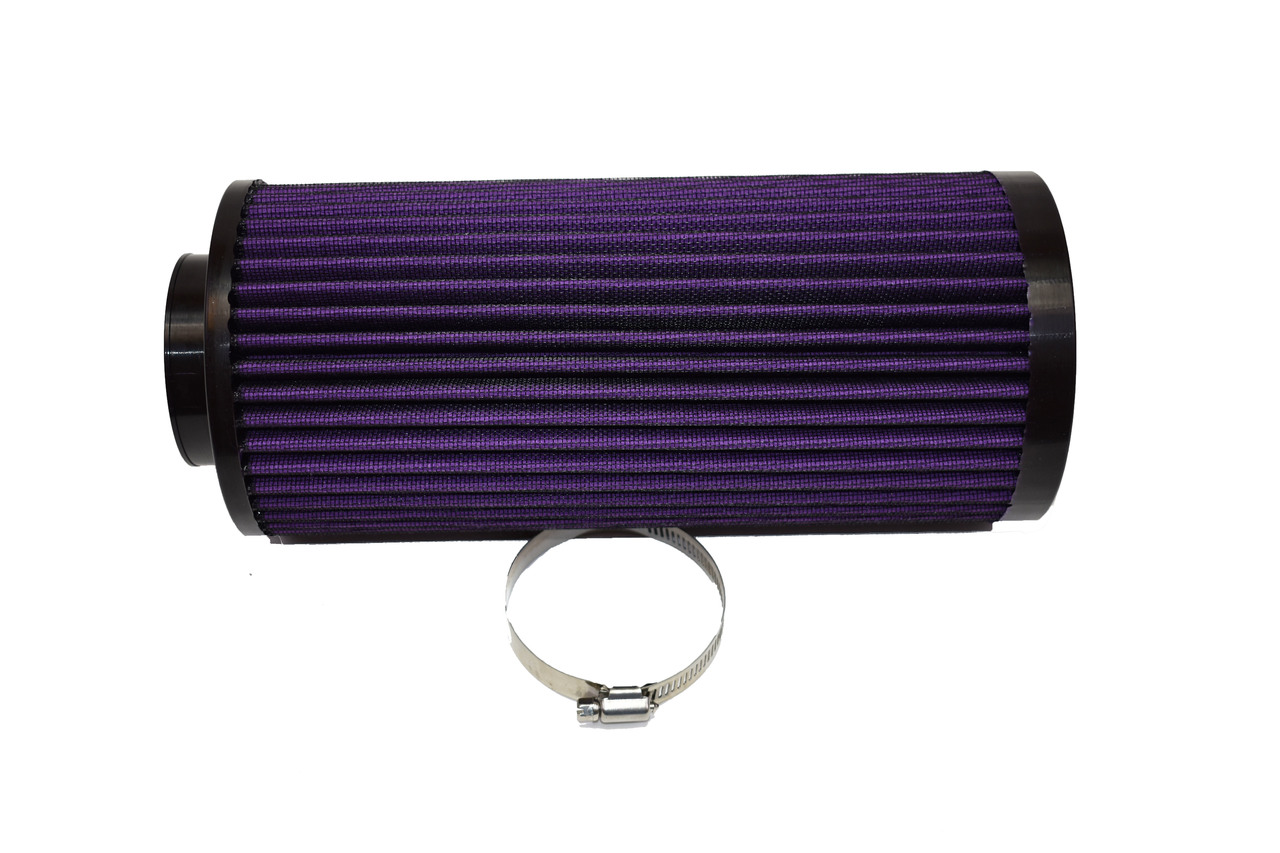 A-Team Performance Powersports Replacement Air Filter Compatible with Polaris RZR 900 Air Cleaner for PL-8715 Red