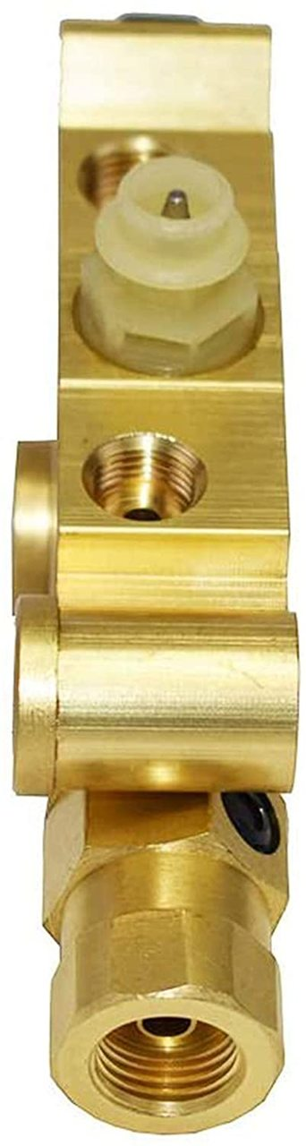 A-Team Performance PV2-GM Disc/Drum Proportioning Valve - Brass