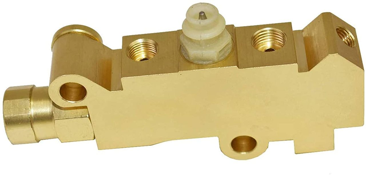 A-Team Performance Chevy GMC Chevrolet Truck Proportioning Valve Disc/Disc