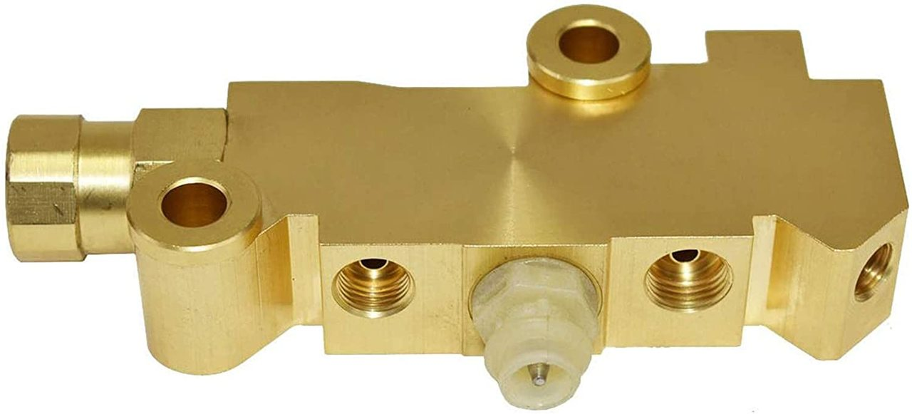 A-Team Performance CHEVY GM # 172-1361 Replacement Disc/Disc Combination Valve, Cars, Trucks, SUV's