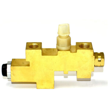 A-Team Performance 1986-1996 Mopar Jeep Wrangler Cherokee Proportioning Valve for Disc Drum PV8796