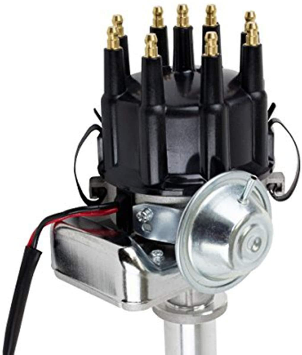 A-Team Performance R2R6701BK Ready-To-Run Electronic Distributor with Black Cap