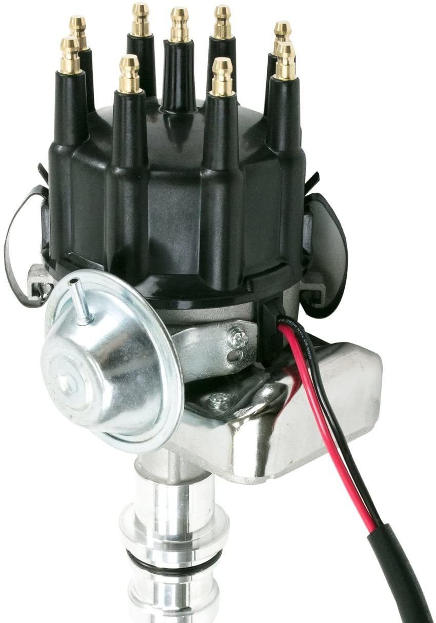 A-Team Performance SBF Ford Small Block 289 302 R2R Distributor Black Ready 2 Run