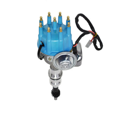 A-Team Performance SBF Ford Small Block 289 302 R2R Distributor Blue Ready 2 Run