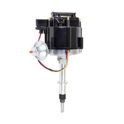 A-Team Performance JM6511BK HEI Distributor with Black Cap (50K Volt Coil)
