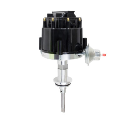 A-Team Performance JM6531BK HEI Distributor with Black Cap